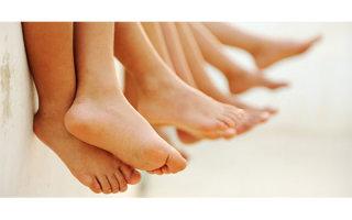 Методы профилактики плоскостопия у детей: комплекс упражнений, ортопедия и массаж
