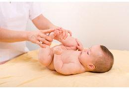 Правила проведения массажа ног ребенку при вальгусной стопе