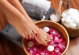Особенности комплексного ухода за кожей ног в домашних условиях