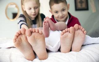 Плоскостопие у детей: особенности, степени, виды и методы лечения