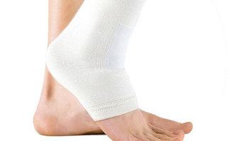 Правила выбора и ношения фиксаторов голеностопного сустава при отвисающей стопе: бандаж и ортез