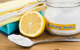 Как избавиться от запаха в обуви с помощью пищевой соды