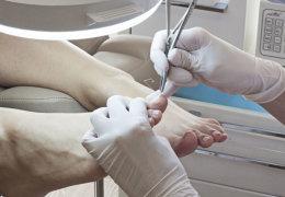 Как в домашних условиях вылечить нарыв на пальце ноги