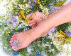 Обзор народных средства от потливости и запаха ног: рецепты и советы