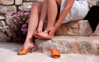 Что делать, если обувь натирает ногу и как ее разносить