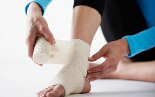 Мокрая гангрена нижних конечностей: лечение и прогноз жизни