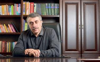 Мнение доктора Комаровского о лечении вальгусной стопы у детей