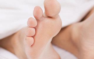 Причины, диагностика и лечение эпидермофитии стоп