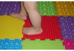 Эффективность ортопедических массажных ковриков для лечения плоскостопия у детей