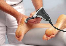 Особенности лечения пяточной шпоры лазером: преимущества и эффективность