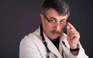 Советы доктора Комаровского о лечении косолапости у детей