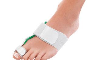 Эффективность применения шины Valufix от косточки на ноге: инструкция и прогноз лечения