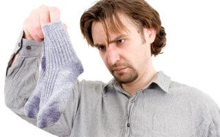 Как подобрать носки, в которых не будут потеть ноги