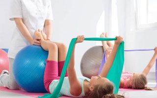 ЛФК и гимнастика при плосковальгусной деформации стопы у детей