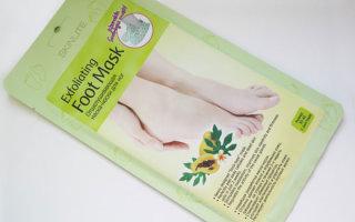Обзор эффективных домашних масок для огрубевшей кожи ног