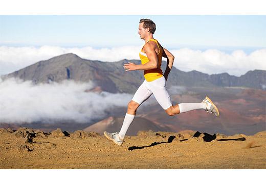 бег при плоскостопии