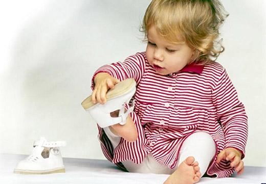 Детская обувь при плоскостопии