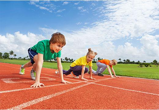 занятие спортом при плоскостопии