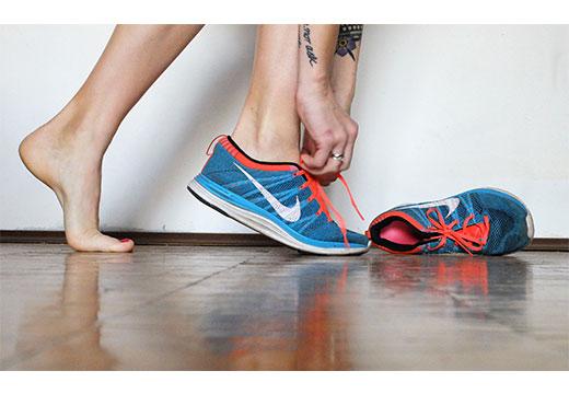 обувь при высоком своде