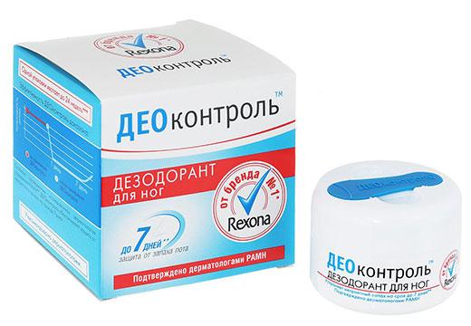 дезодорант-крем