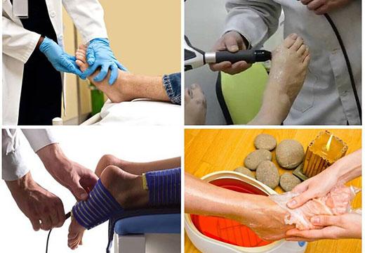 физиолечение плоскостопия