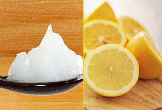 глицерин и лимон