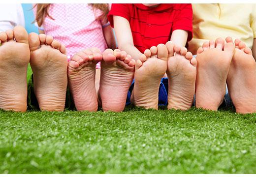 деформация стопы у ребенка