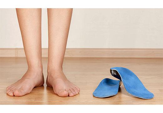 Ноги и стельки
