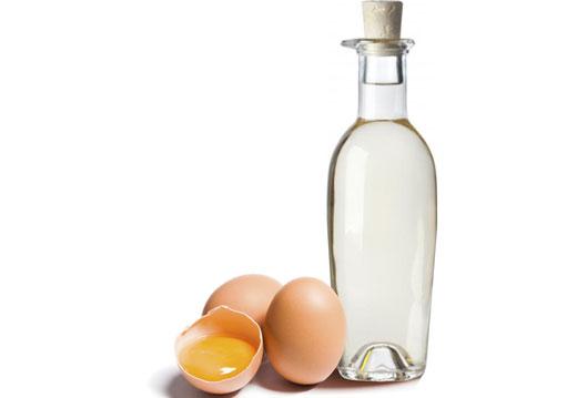 Яйцо и уксус