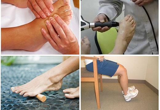 лечение деформации стопы
