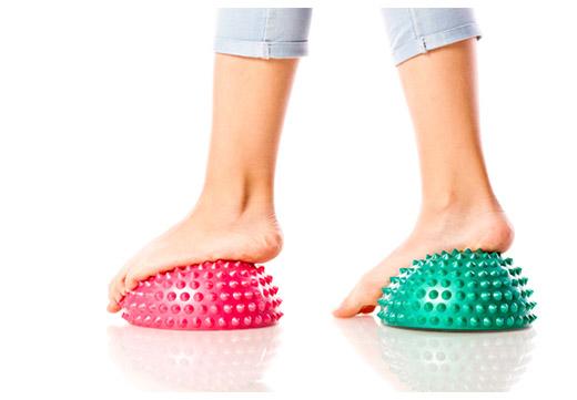 мячики для массажа стоп