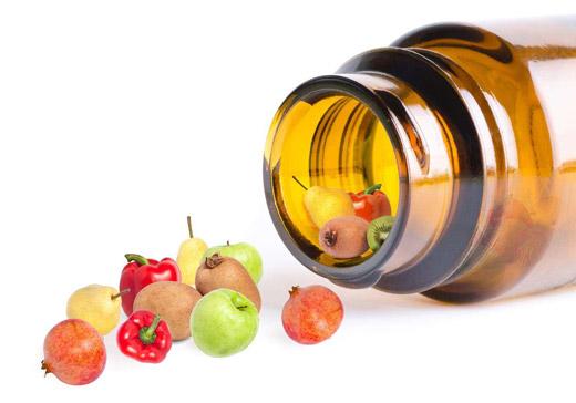 Витамины для борьбы с шелушением