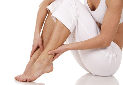 деформация стопы у женщины