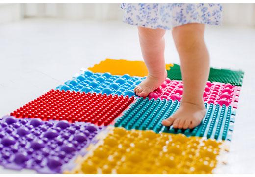 корректирующий коврик для детей