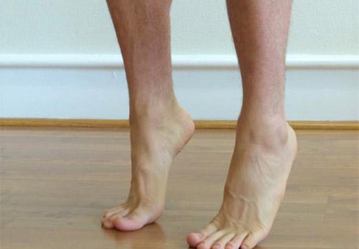 Лечебные упражнения для стоп
