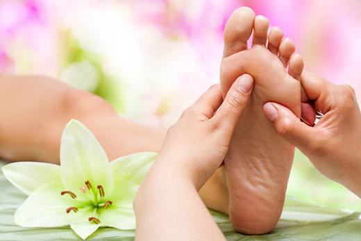 щипица на ноге у женщины