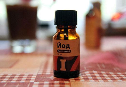 Лечение пяточной шпоры йодом: эффективные домашние рецепты