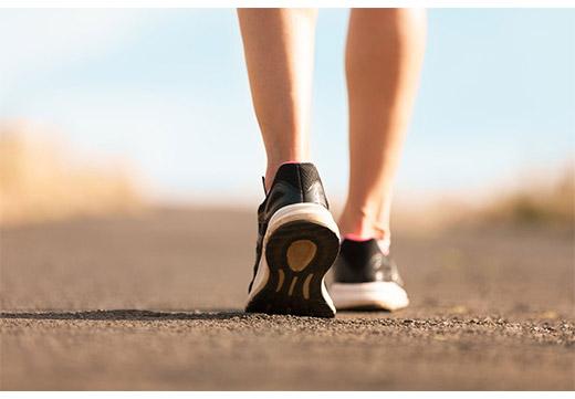 Длительная ходьба