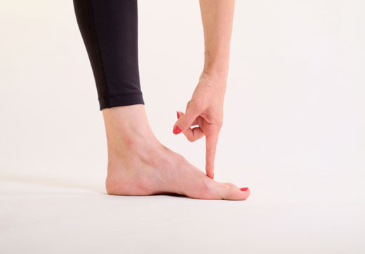 упражнения растяжки