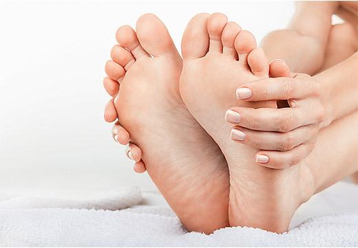 растяжка для ног