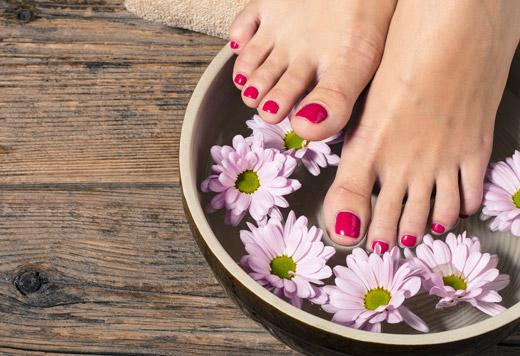 Эффективные ванночки для ног от натоптышей thumbnail